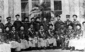 1905-12-11 The Qing court five Minister departure play overseas visits