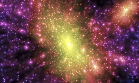 中国首个极深地下实验室投入使用 将研究暗物质