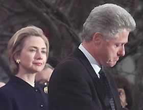 1998-12-19 U.S. House of Representatives by two to impeach Clinton Terms