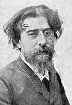 1897-12-16 The death of the French realist writer Alphonse Daudet
