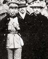 1936-12-25 The Zhang Xueliang emergency escort Chiang Kai-shek to leave Xi'an