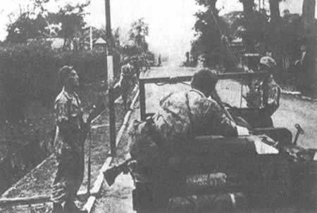 1948-12-25 Netherlands raid in Indonesia