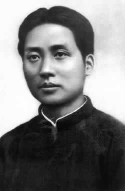 1893-12-26 Birth of Mao Zedong, the founder of the People's Republic of