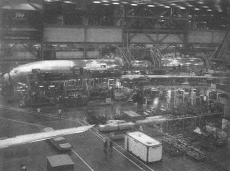 1996-12-31 Two of the world aerospace manufacturing giant Boeing and McDonnell Douglas merger was announced