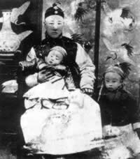 Qing emperor abdicated, the end of the feudal monarchy