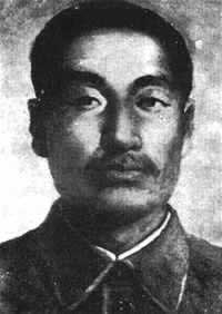 Northeast Anti-Japanese coalition forces generals Zhao Shangzhi captured sacrifice
