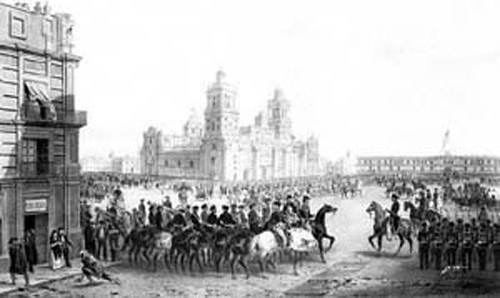 1848-2-2 The end of the Mexican-American War