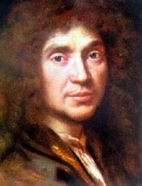 1673-2-17 French playwright Moliere's death