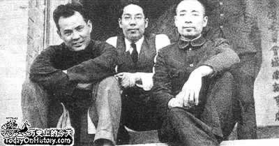1937-2-11 KMT-CPC cooperation negotiations in Xi'an
