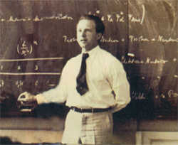 German physicist, the founder of quantum mechanics, Heisenberg's death