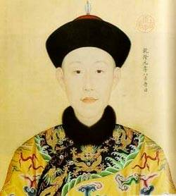 1799-2-7 Chinese Qing Dynasty Emperor Qianlong's death