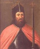 1279-2-16 The death of Alfonso III, King of Portugal