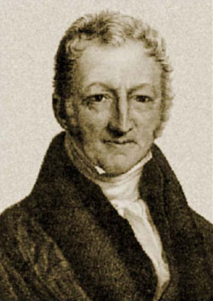 1766-2-13 British economist Malthus was born