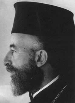 1959-2-16 Makarios was elected to Cyprus first president