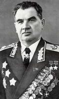 Soviet military strategist Chuikov was born