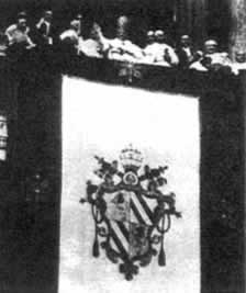 1922-2-12 Intended to elect a new pope named Pius XI