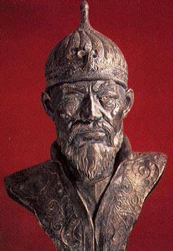 1405-2-18 The Timurid Empire monarch Timur's death