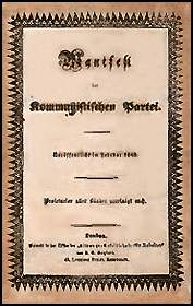 "1848-2-24 ""The official publication of the Communist Manifesto"