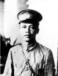 1890-2-12 Jitang, on behalf of the Department of Guangdong warlord was born