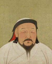 1294-2-18 Kublai Khan's death