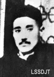 1923-2-15 Shi Yang, a prominent lawyer in Wuchang heroic martyrdom