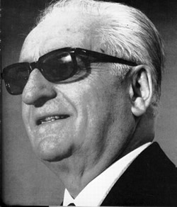 1898-2-18 World famous car brand Ferrari founder Enzo Ferrari was born