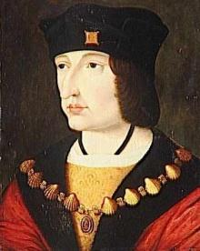 1495-2-22 Charles VIII enters Naples and crowned himself as the local king