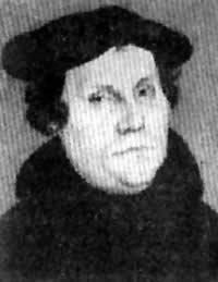 1546-2-28 The death of Luther, the initiator of the European religious reform movement