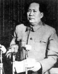 1957-2-27 Mao Zedong's talk about how to properly handle contradictions among the people