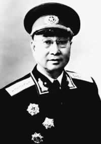 1903-2-27 Outstanding leader of the People's Liberation Army, Chen Geng's birthday