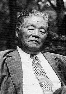 1910-3-12 Japan's 68th Prime Minister Masayoshi Ohira was born