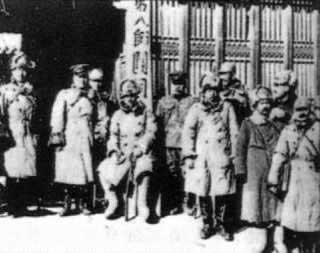 1933-3-4 Japanese invasion of Chengde