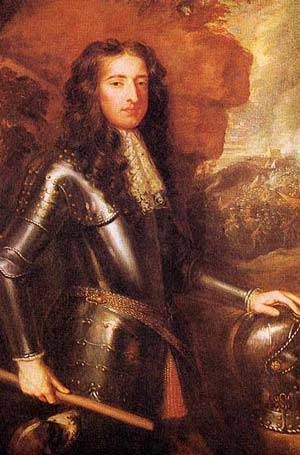 1702-3-8 British King William III's death