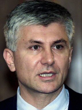 2003-3-12 Prime Minister of the Republic of Serbia, Zoran Djindjic was assassinated