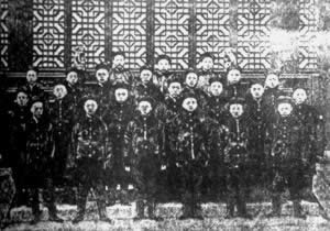 1902-3-20 The Yuan Shikai send students to Japan to study military