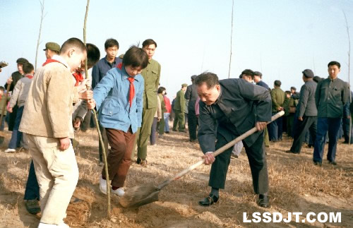 1979-3-12 China resumed the Arbor Day