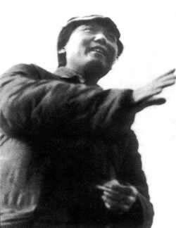 1943-3-20 Mao Zedong become the real leader of the Chinese Communists