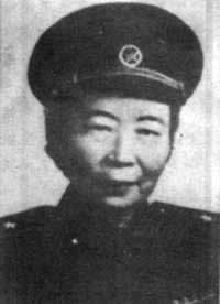 1990-3-11 Christine's death, first female general in New China