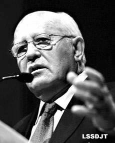 1990-3-12 Gorbachev was elected Soviet Union's first president