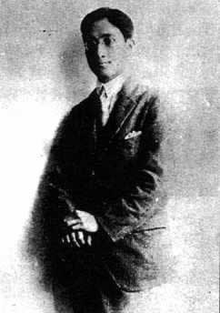 "1928-3-10 Hsu Chih-mo editor of ""New Moon"" magazine"