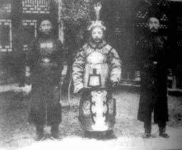 1916-3-22 Yuan Shikai announced the abolition of the monarchy