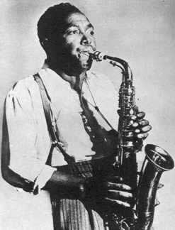 "1955-3-12 The ""provision Pope jazz virtuoso Charlie Parker's death"