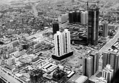 1982-3-14 Launched a large-scale construction of Shenzhen