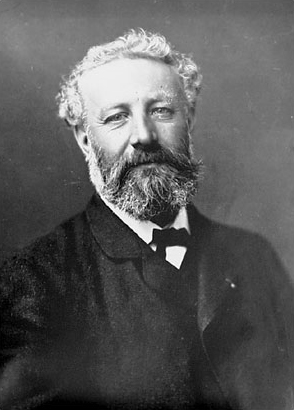 1905-3-25 The death of the father of modern science fiction, Jules Verne