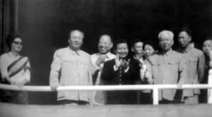 1970-3-27 King Sihanouk was deposed, the South Vietnamese people onslaught