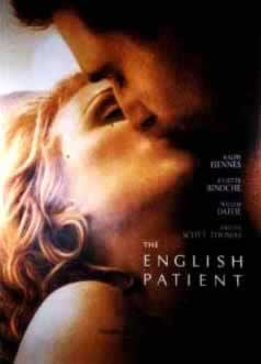 "1997-3-31 ""The English Patient"" won the 69th Academy Award for Best Picture 9 awards"