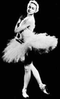 1998-3-21 The death of the Russian dancer Ulanova