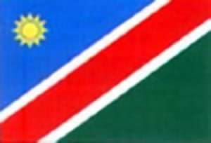 1990-3-22 China and Namibia established diplomatic relations