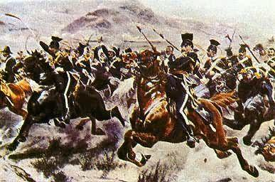 1854-3-28 Britain and France declared war on Russia, the outbreak of the Crimean War