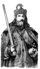 0742-4-2 The Charlemagne empire founded by Charlemagne was born